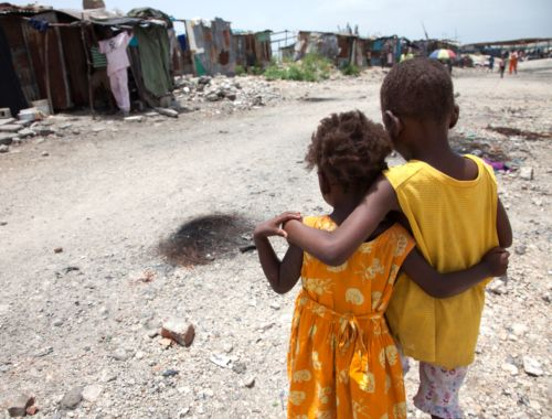 Haiti - 6 months on from earthquake